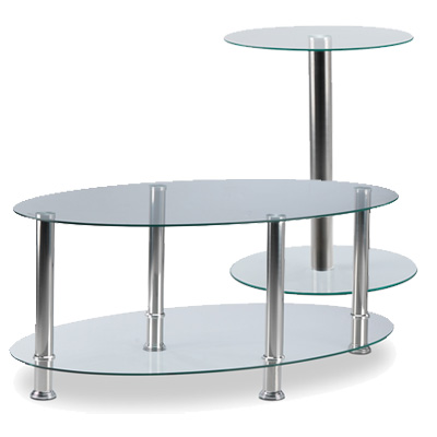 Metro Coffee Table Set Staging Gurus Rentals